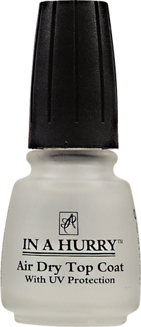 In a Hurry Air Dry Top Coat