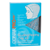 Disposable Frosting/Tipping Cap Kit
