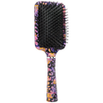 Runway Collection Paddle Brush Vibrant Cheetah