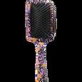 Runway Collection Paddle Brush Vibrant Cheetah