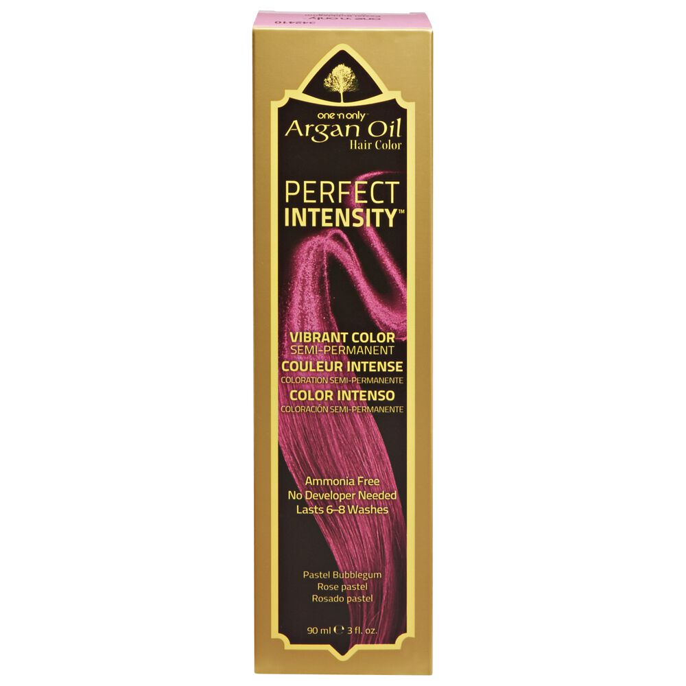 One N Only Argan Oil Hair Color Perfect Intensity Pastel Bubblegum