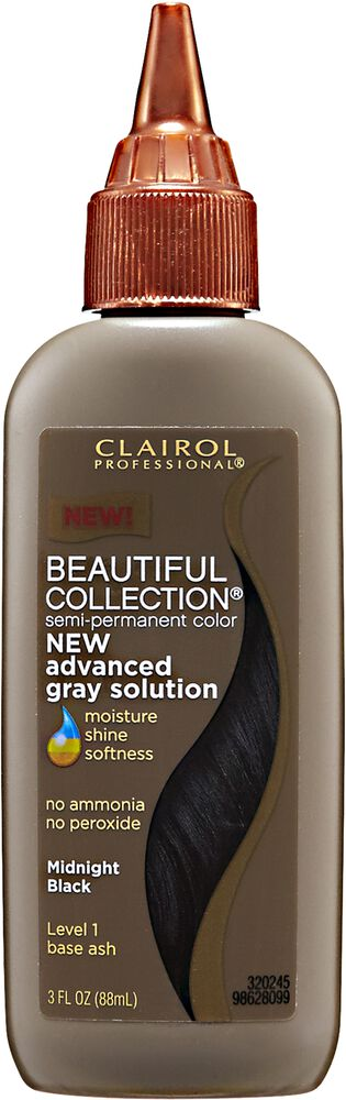Clariol Professional Advanced Gray Solutions Semi Permanent Hair