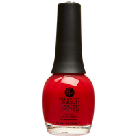 Expressionist Red Nail Color