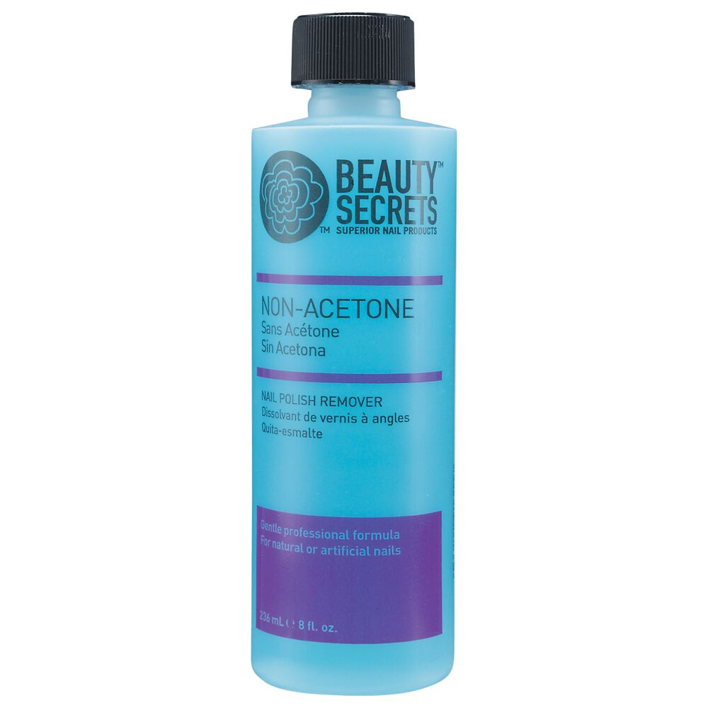 Beauty Secrets Non Acetone Nail Polish Remover