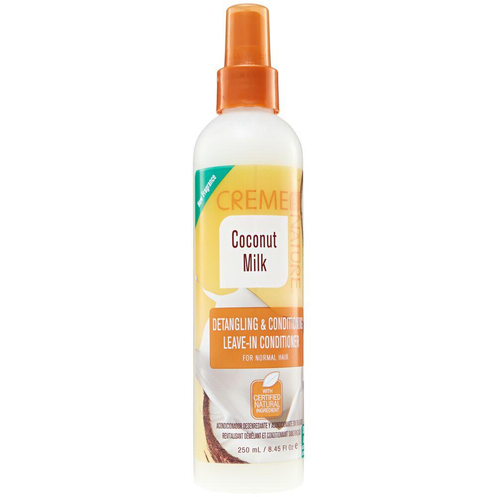 Creme Of Nature Coconut Milk Leave In Conditioner C Hair
