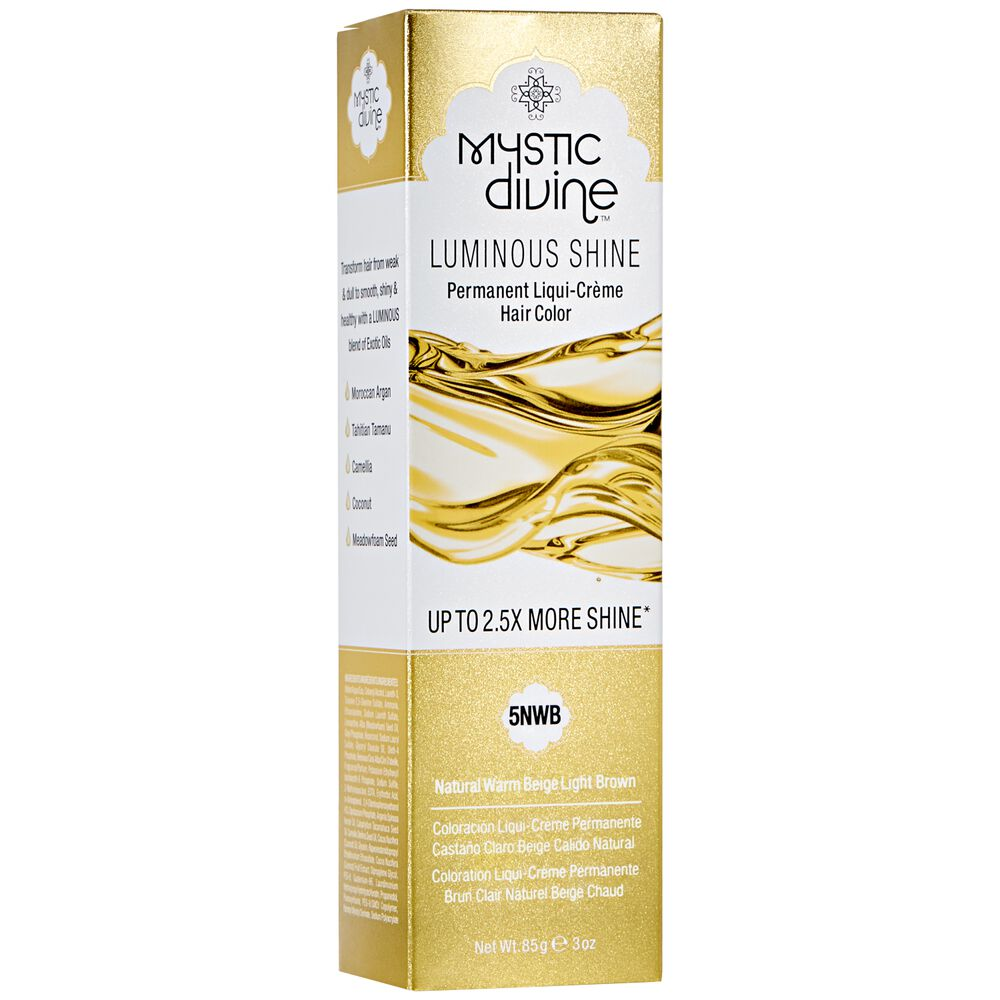 5nwb Natural Warm Beige Light Brown Liqui Creme Permanent Hair Color