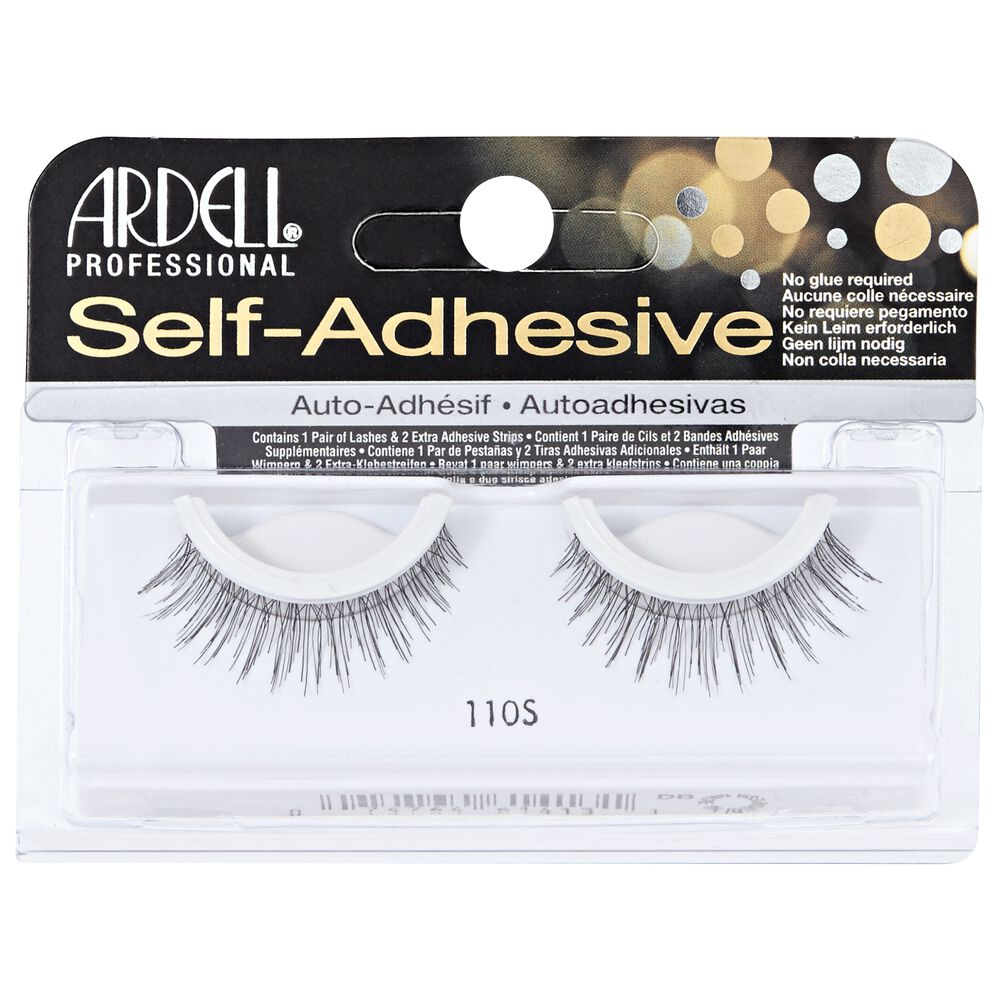 110s Self Adhesive Lashes By Ardell Eyelash Extensions Sally Beauty