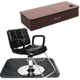 Mahogany Station Package With Rectangle Mat