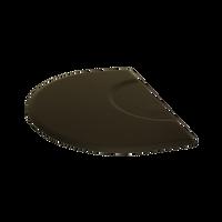 3040C 3 X 4 1/2 Circle Mat