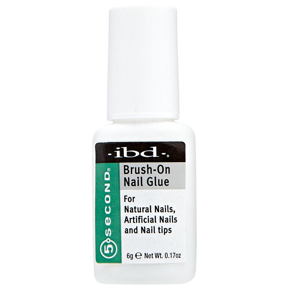 IBD 5 Second Brush On Nail Glue