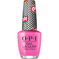Pop Culture Pink Bubbly Nail Lacquer
