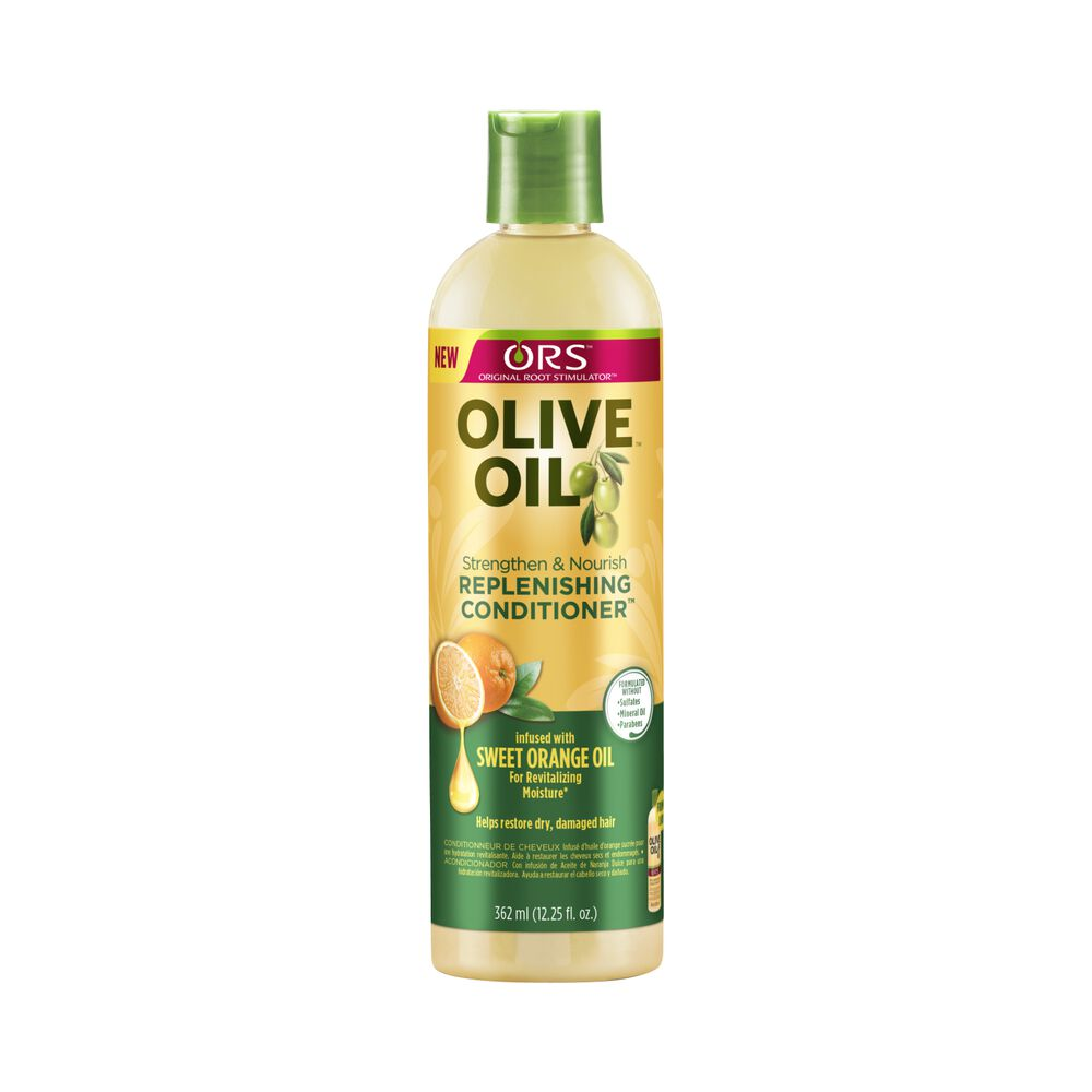 olive oil replenishing conditioner by organic root stimulator