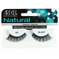 Natural #107 Lashes