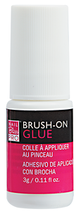 Clear Brush-On Nail Glue