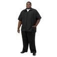 Size Above Plus Size Men's Jacket 4X