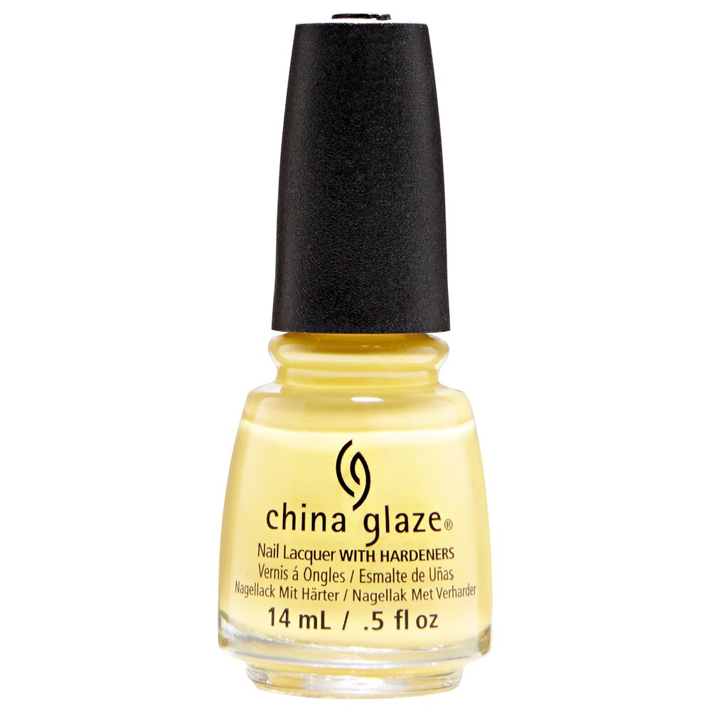 China Glaze Chic Physique Nail Lacquer Collection
