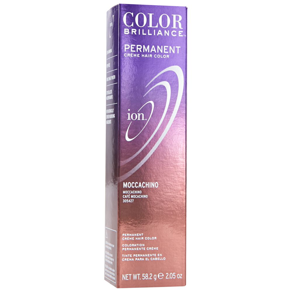 Moccachino Permanent Creme Hair Color