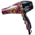 Pro Dryer Multi Colored Animal Print
