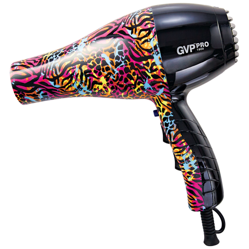nullPro Dryer Multi Colored Animal Print