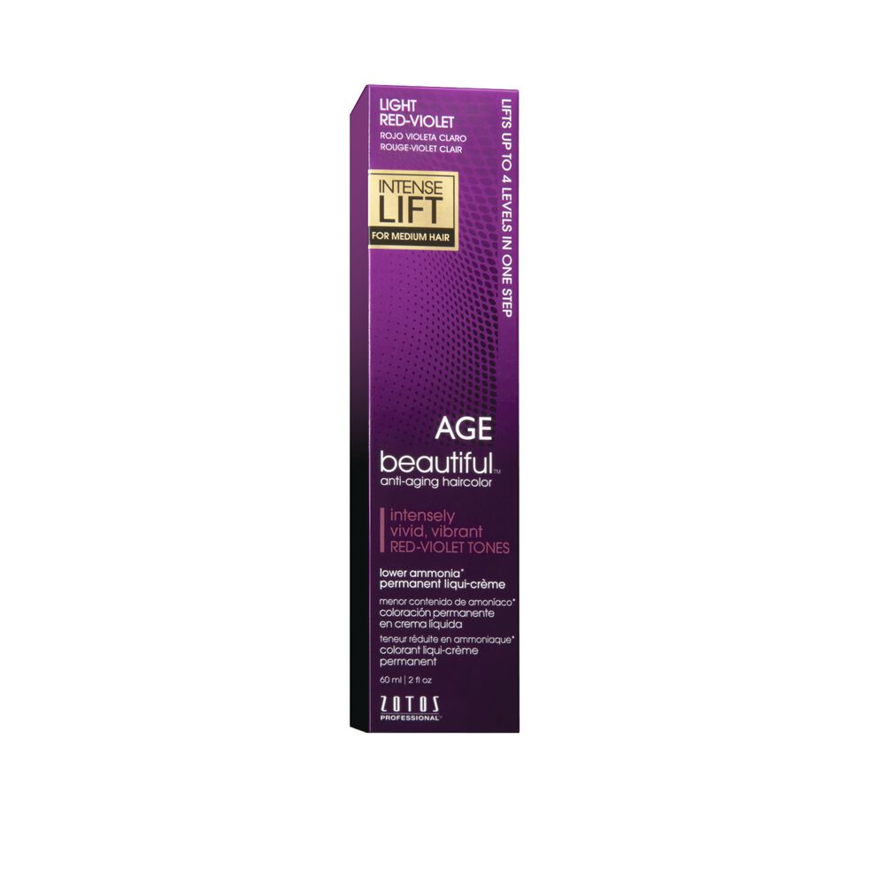 Intense Lift Permanent Liqui Creme Hair Color Light Red Violet By