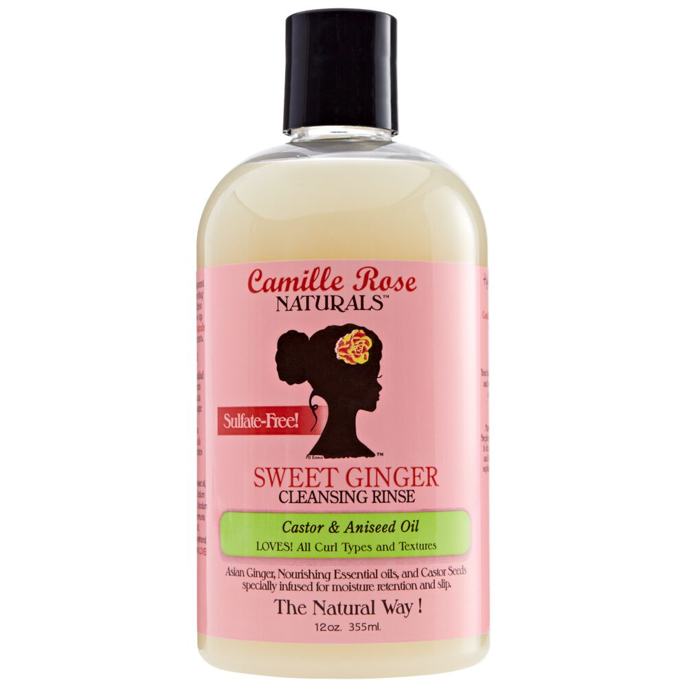 Image result for camille rose naturals ginger cleansing rinse