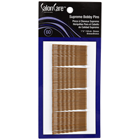Professional Supreme Bronze Bobby Pins 60 Count