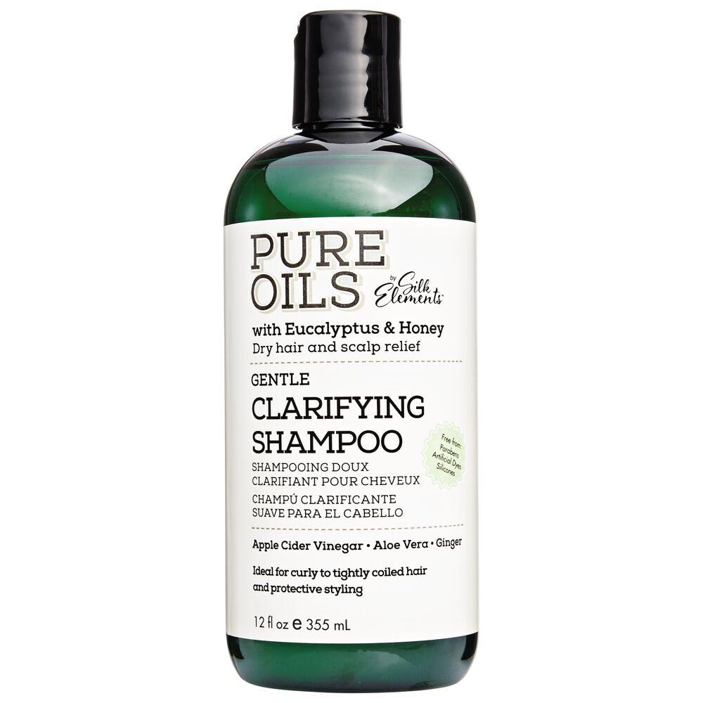 Silk Elements Eucalyptus Honey Dry Hair Scalp Relief Gentle