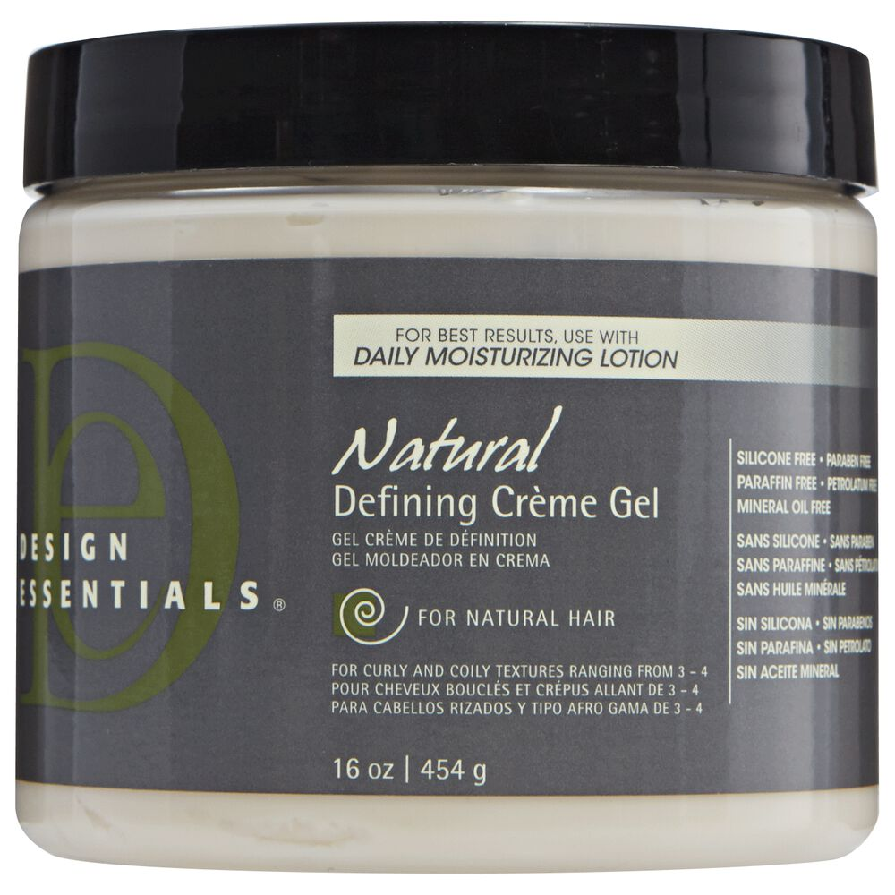 Design Essentials Natural Defining Creme Gel