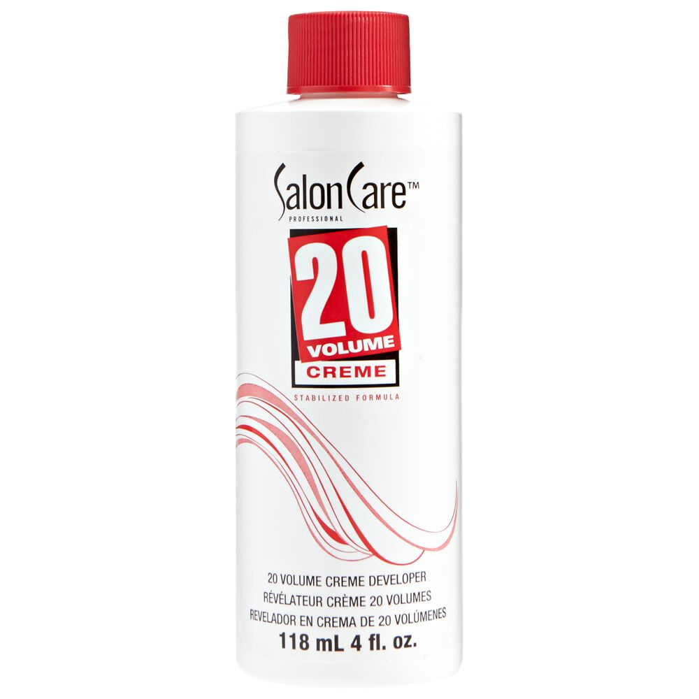 Salon Care 20 Volume Creme Developer