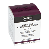 Anti-Aging Contouring Cream Compare to Olay Regenerist Micro-Sculpting Cream Face Moisturizer