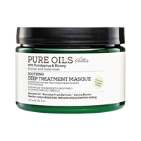 Eucalyptus & Honey Dry Hair & Scalp Relief Deep Treatment Masque