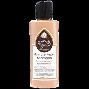 Argan Oil Moisture Repair Shampoo 3 oz. Travel Size