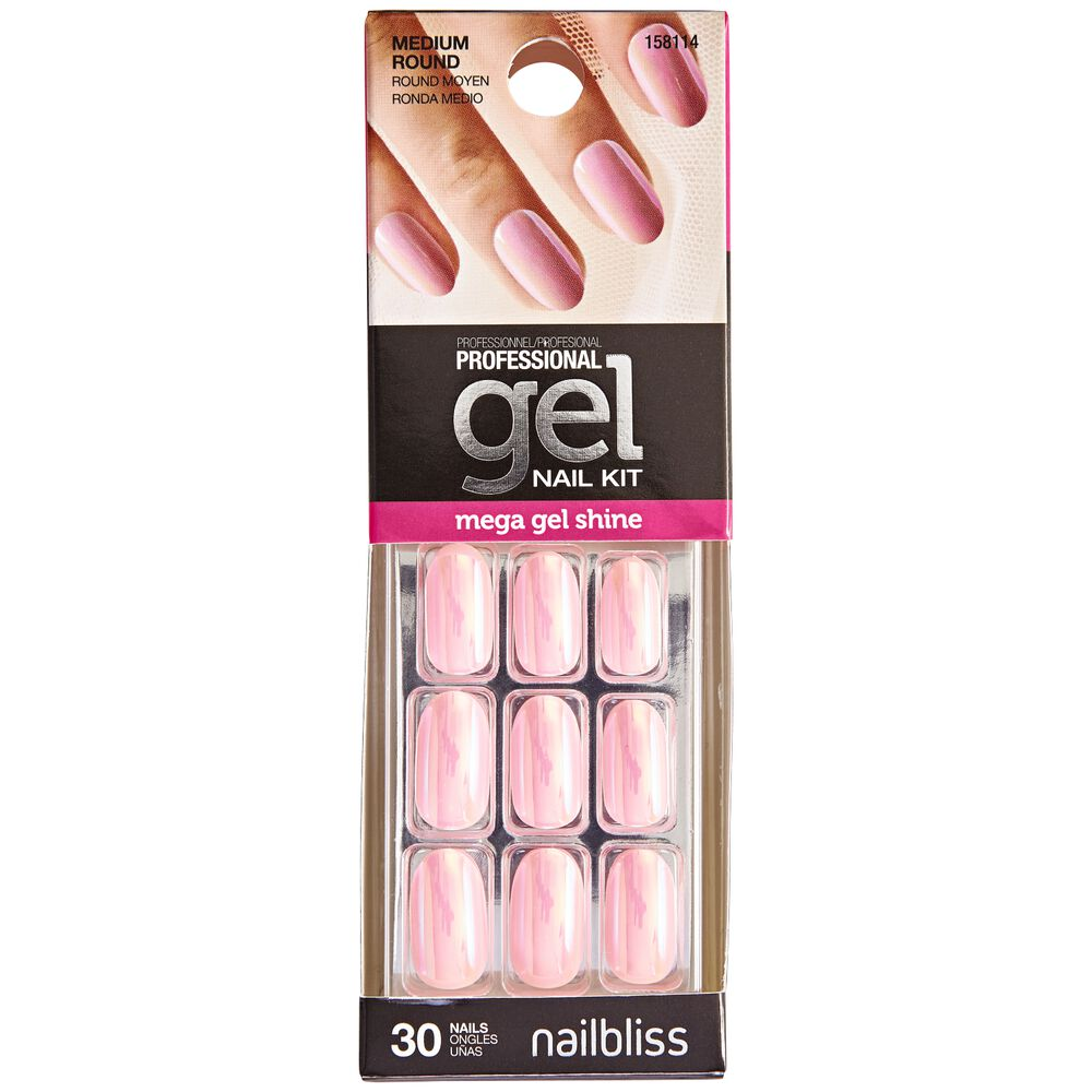Glow Getter Gel Nail Kit - Sally USA