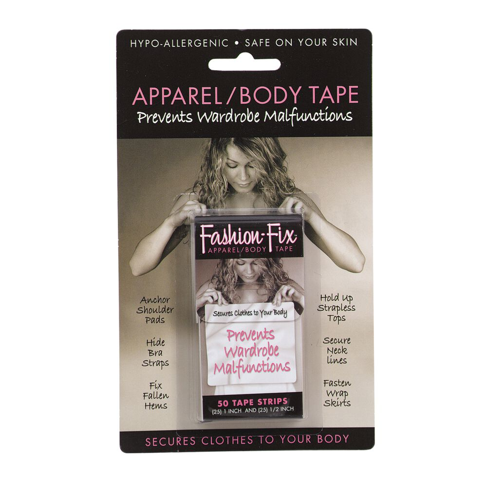 Fashion Fix Professional Apparel And Body Tape
