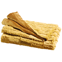 Caramel Faux Fur Blanket