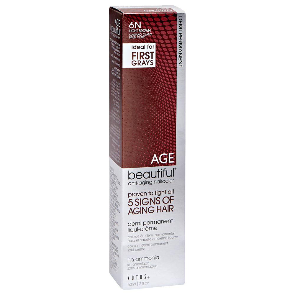 agebeautiful anti aging demi permanent liqui creme hair color. Black Bedroom Furniture Sets. Home Design Ideas
