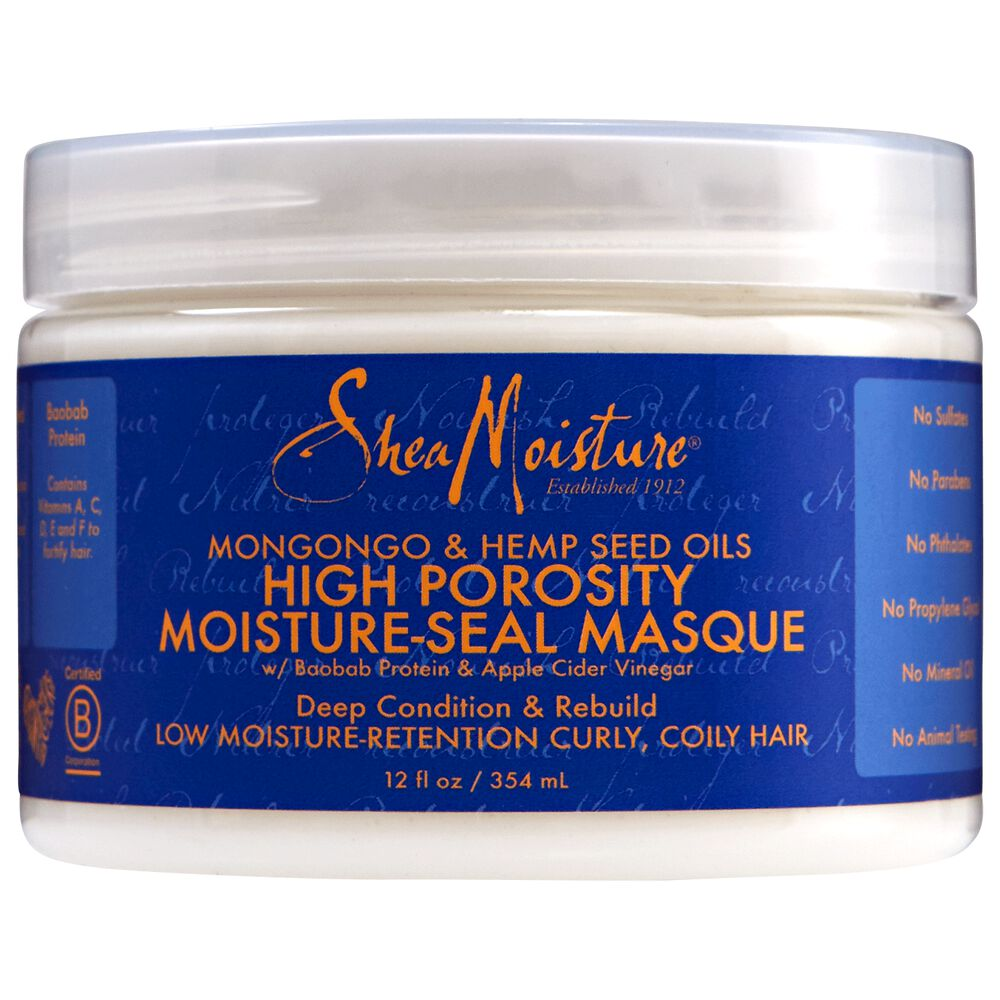 High Porosity Moisture Seal Masque By Sheamoisture Treatments