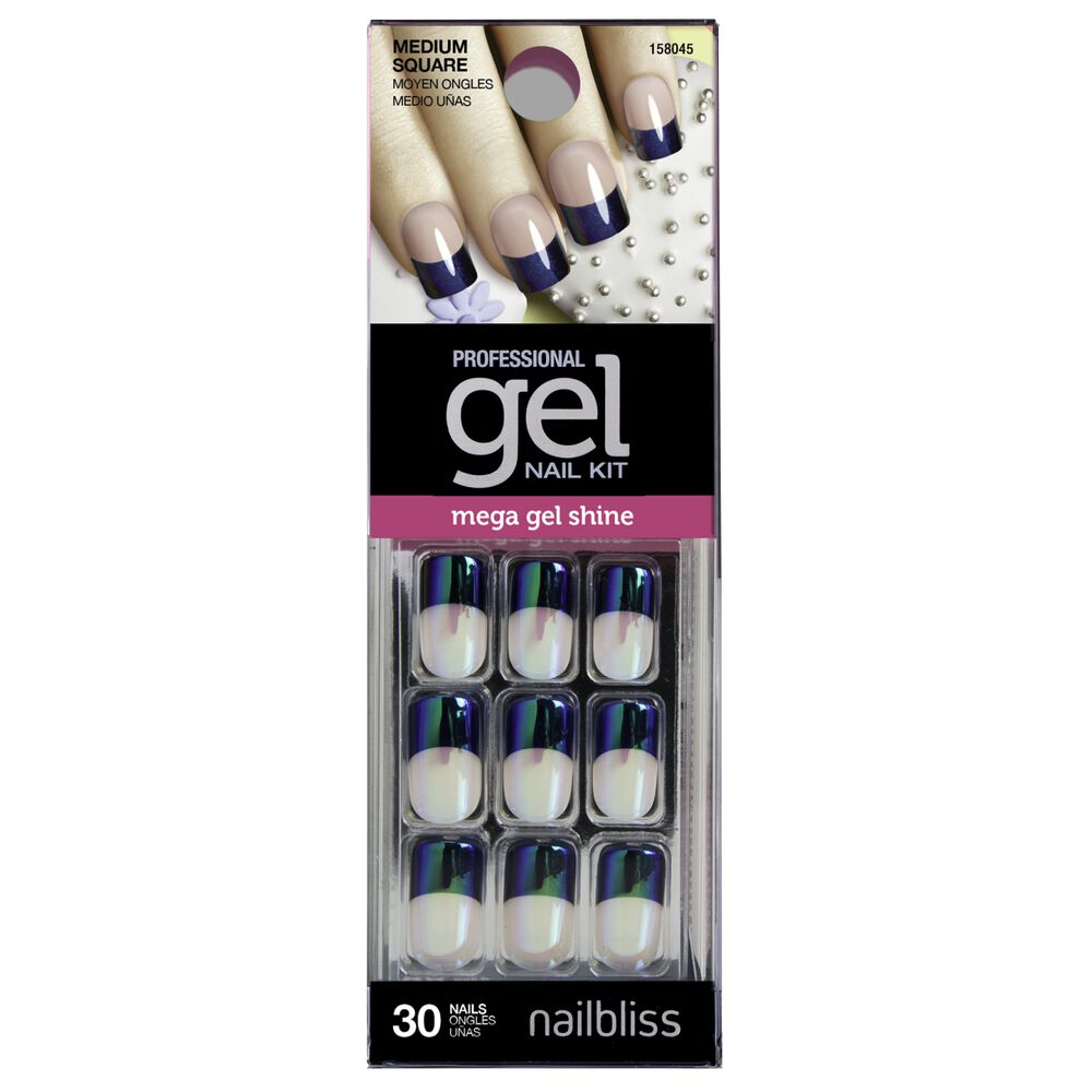 Viva Glam Gel Nail Kit - Sally USA