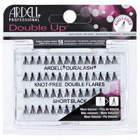 Double Individual Short Lashes