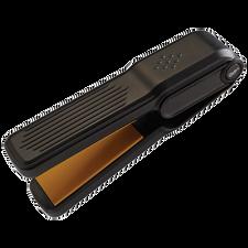 1 1/2 Inch Black Travel Flat Iron