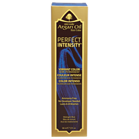 Perfect Intensity Midnight Blue Semi Permanent Hair Color