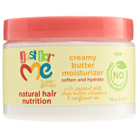 Kids Natural Hair Nutrition Creamy Butter Moisturizer
