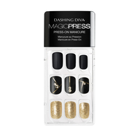 Magic Press on Nails Gold Standard