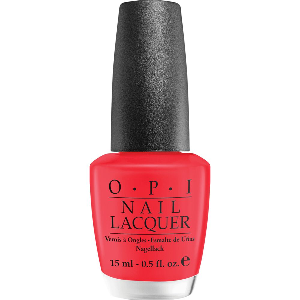 OPI On Collins Ave Nail Lacquer