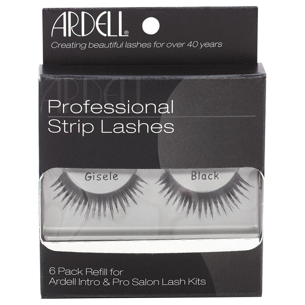 6 Pack Gisele Professional Strip Lashes By Ardell Eyelash