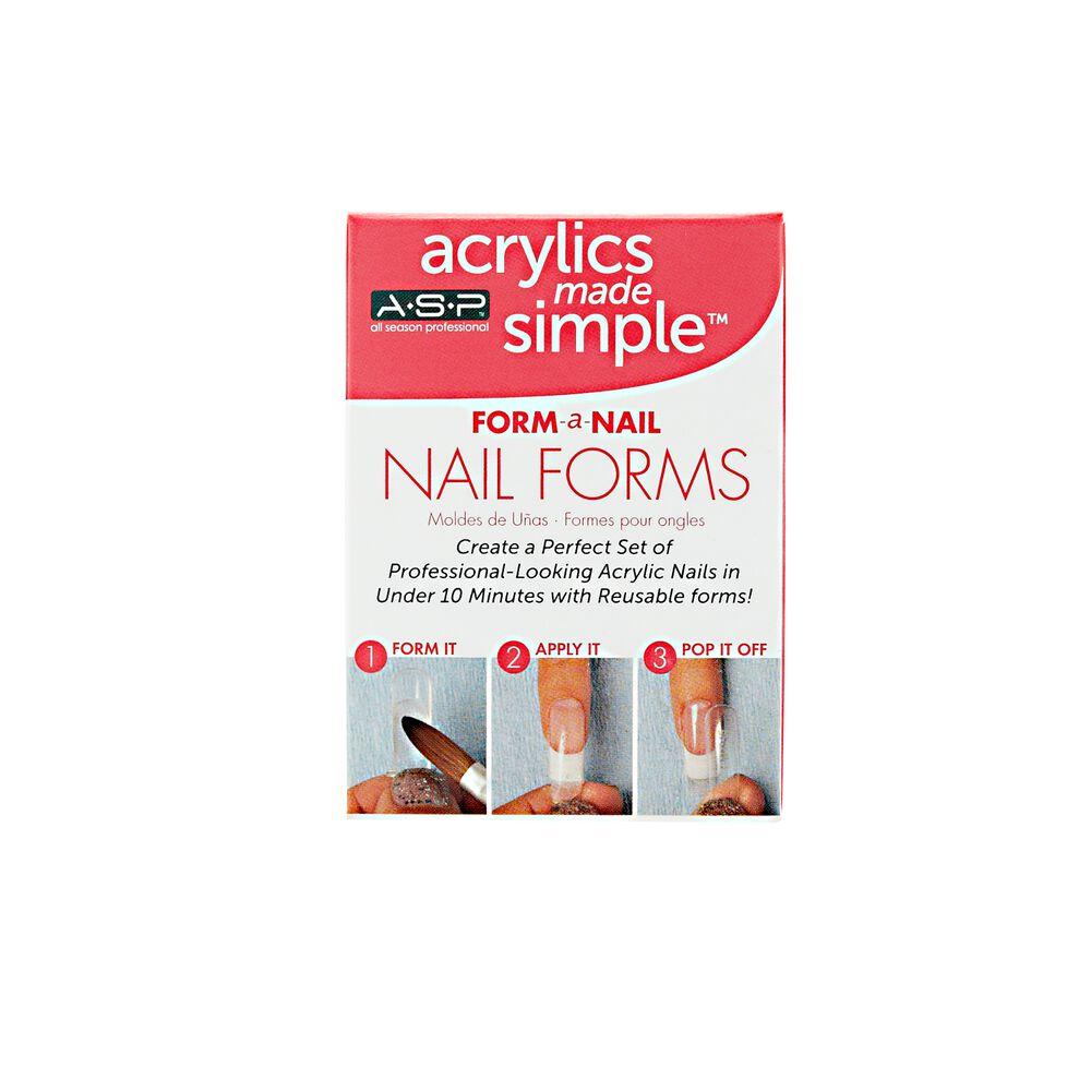 Form A Nail