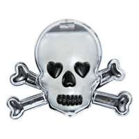 Vanilla Skull and Bones Lip Balm