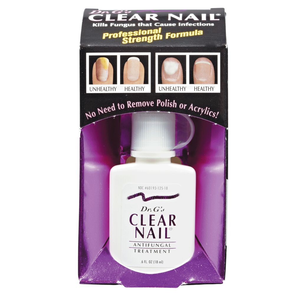 Dr. G\'s Clear Nail Solution