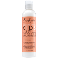 Kids Curl & Shine 2-in-1 Shampoo & Conditioner