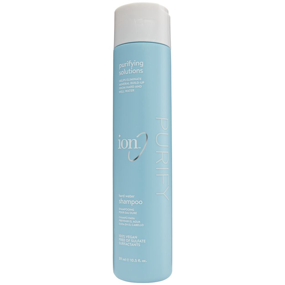Purifying Solutions Hard Water Shampoo By Ion Shampoo Sally Beauty